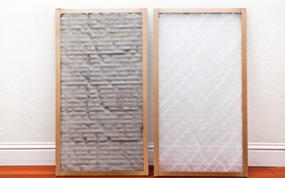 Why It's Important to Routinely Change AC Filters